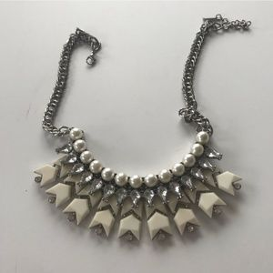 Baublebar Neutral Statement necklace